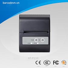 máy in hóa đơn di động xp-p110