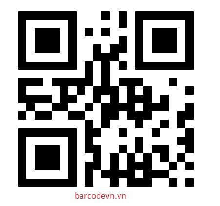 mã vạch 2d QRcode