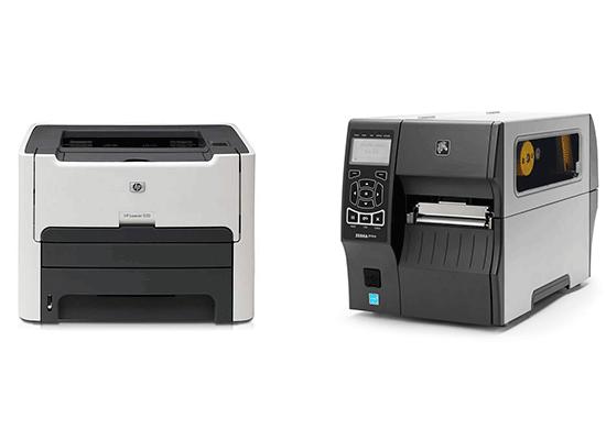 Máy in hóa đơn Laser và máy in Nhiệt chọn loại nào
